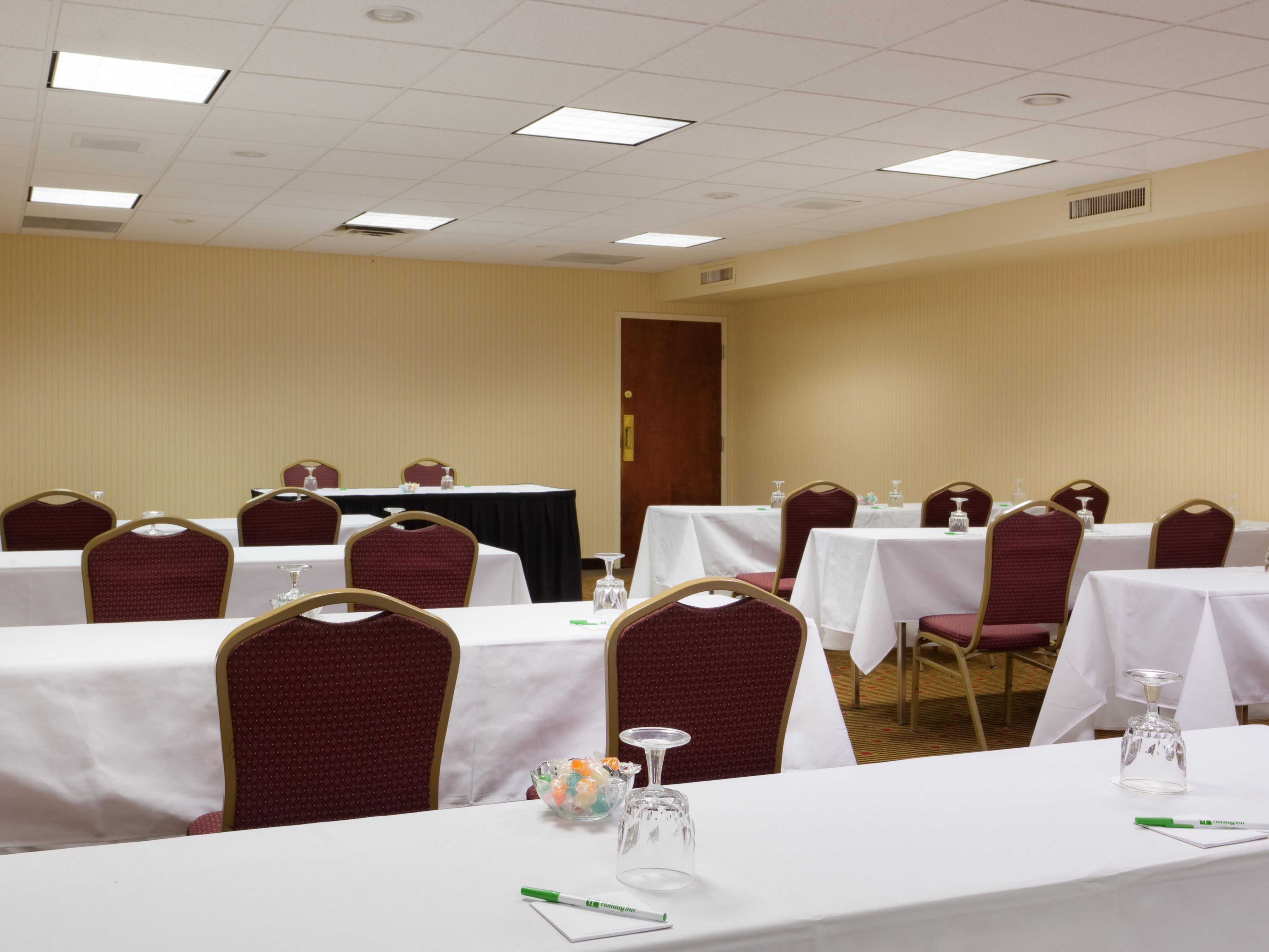 The intimate State Room is ideal for smaller Boston groups.
