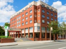 Holiday Inn Boston-Brookline in Peabody, Massachusetts