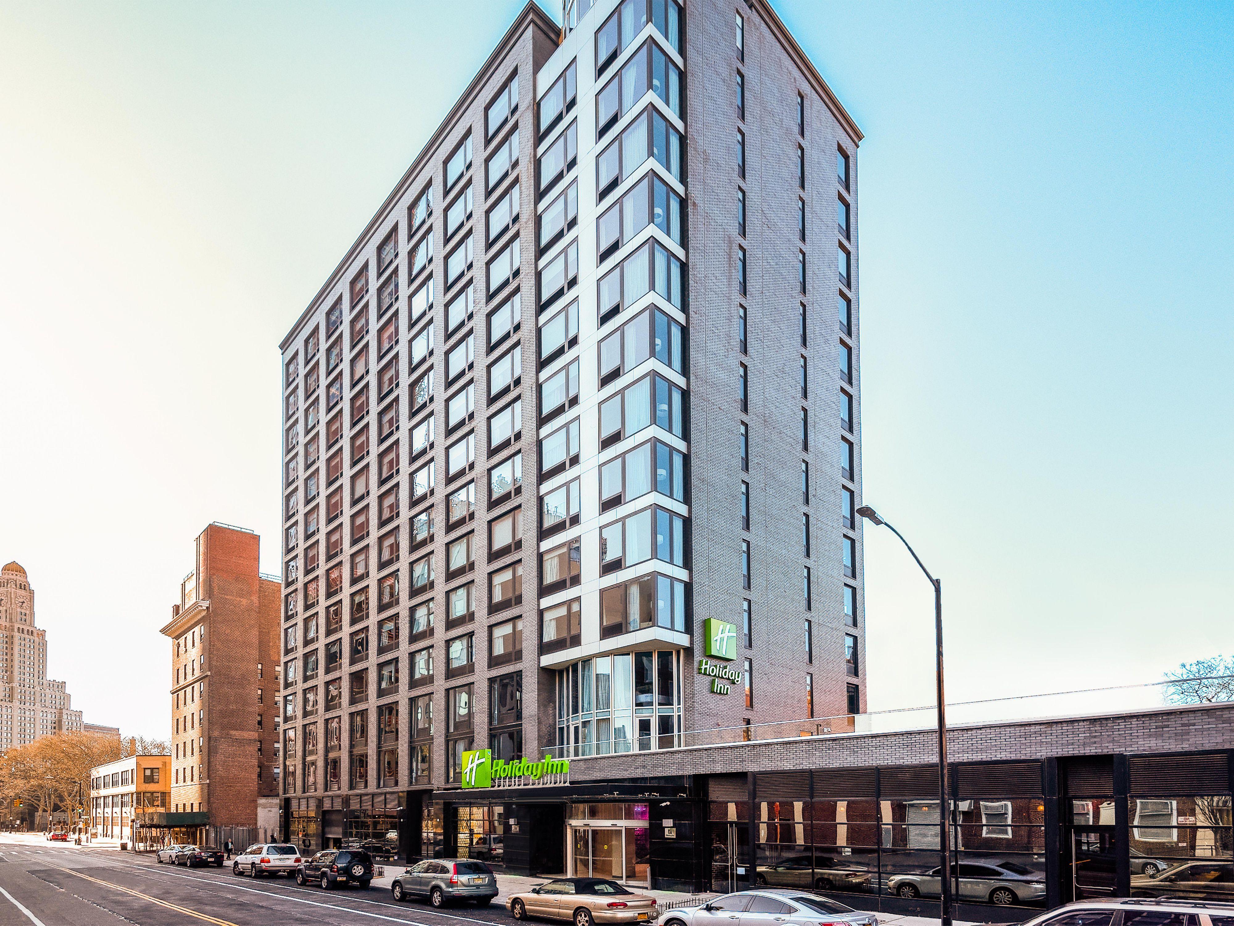 Hotels Near Barclay Center In Brooklyn Nyc Holiday Inn