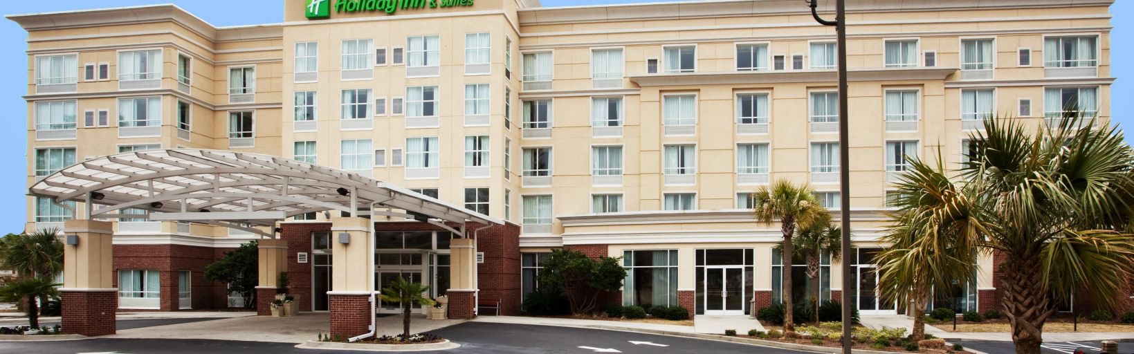 Holiday Inn Brunswick Ga Hotel Exterior