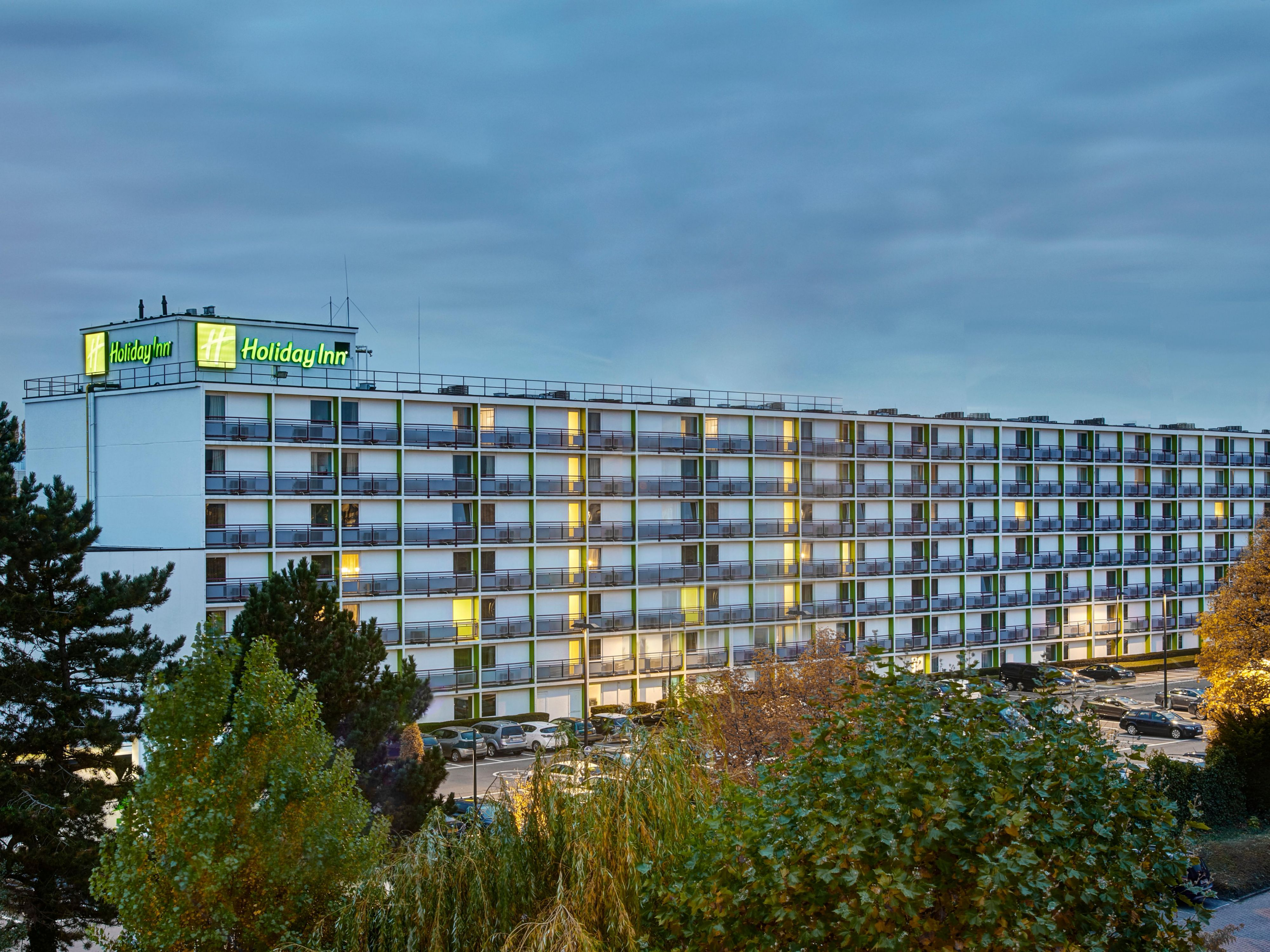 Welcome to Holiday Inn Brussels Airport