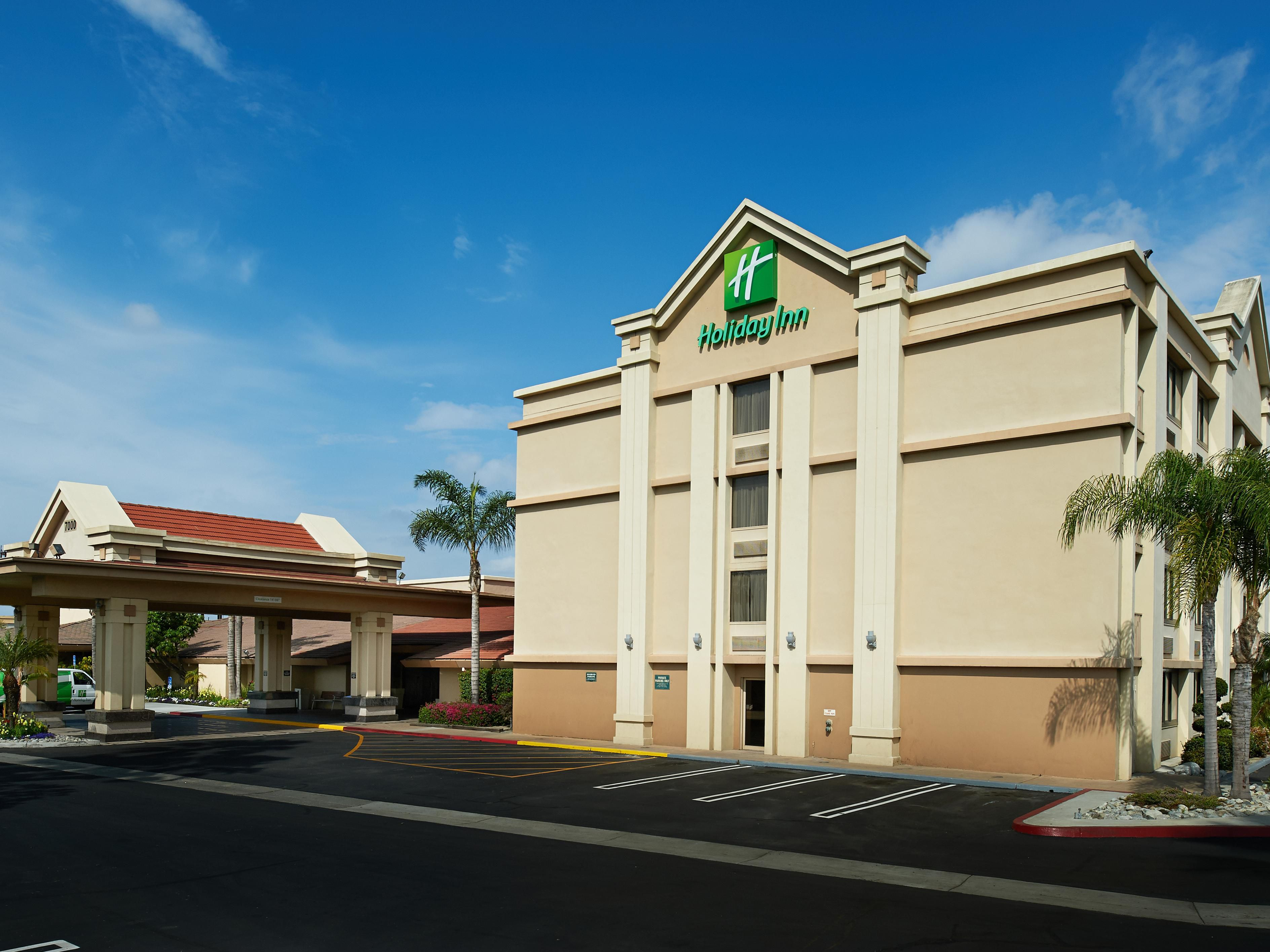 Holiday Inn Buena Park located on Beach Blvd