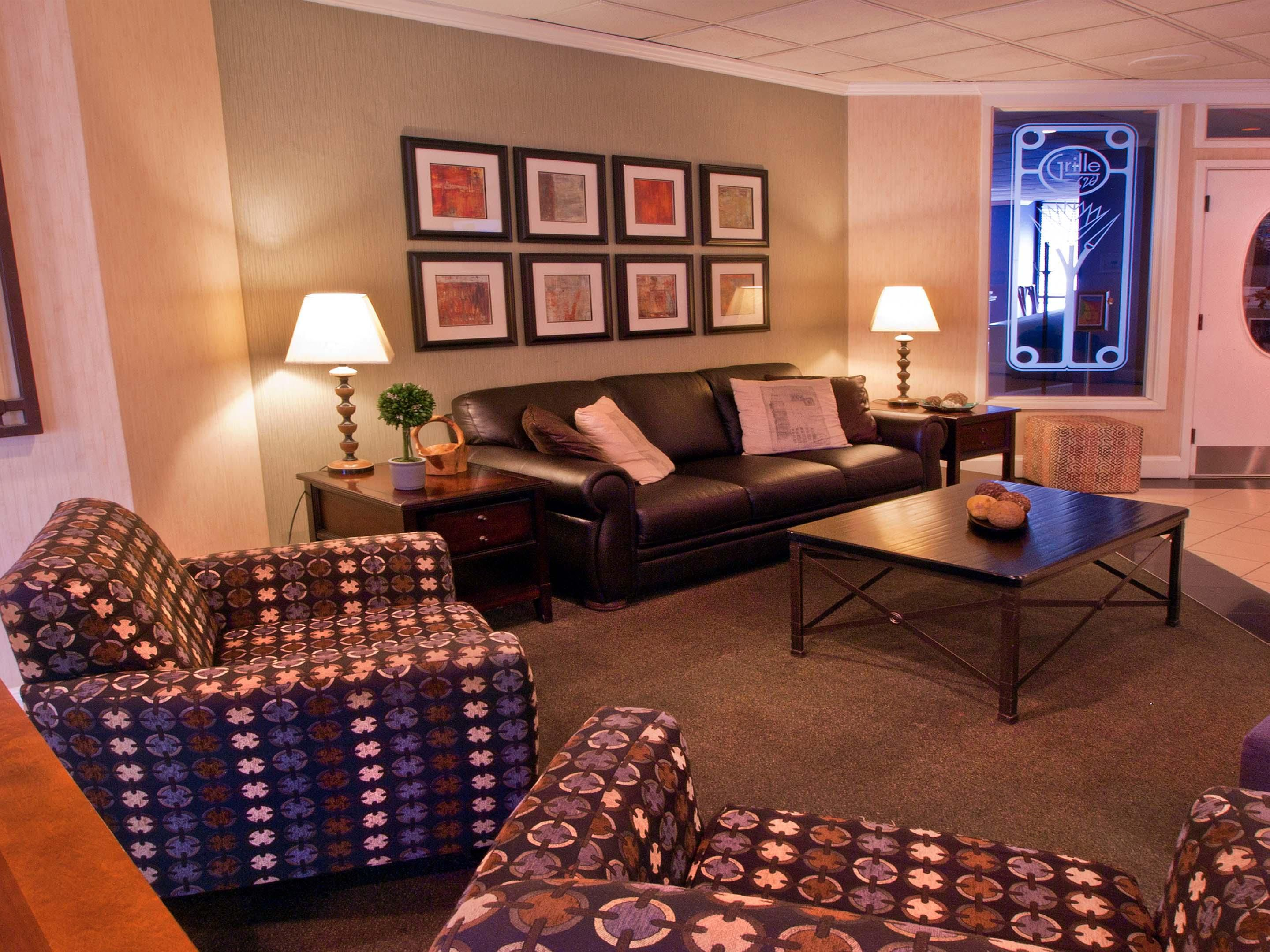 We welcome your arrival to our Buffalo, NY hotel.