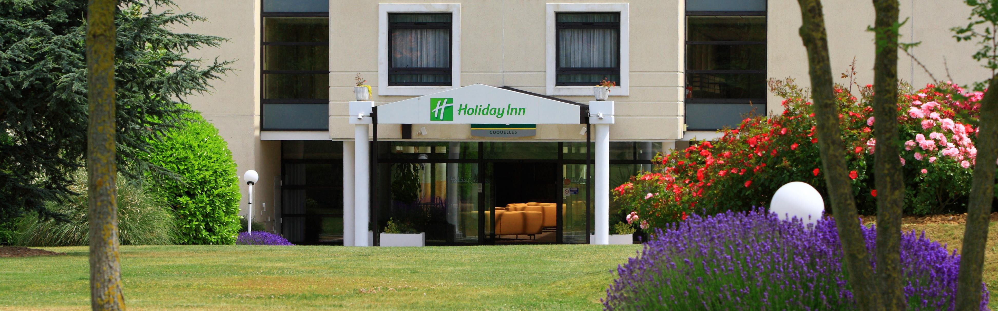 Welcome To The Peaceful And Coastal Holiday Inn Calais Coquelles ...