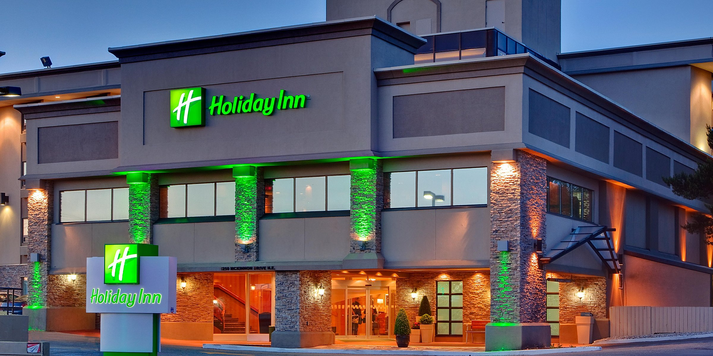 Calgary Airport Hotels | Holiday Inn Calgary-Airport