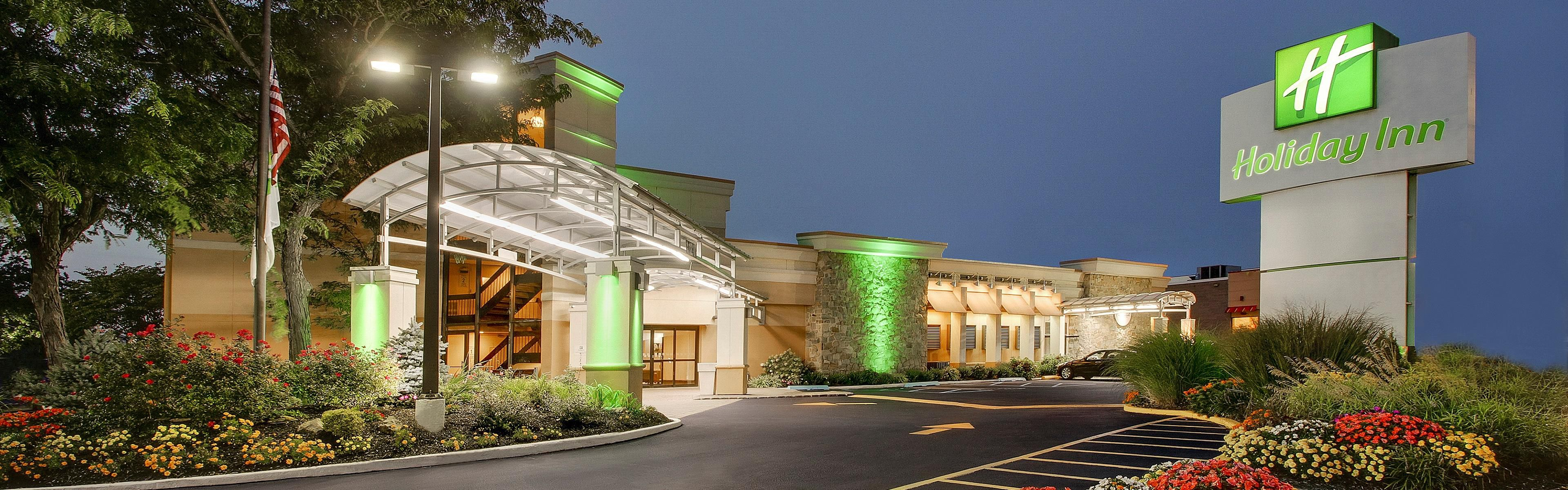 Welcome To The Holiday Inn Westbury, Located In The Heart Of LI!