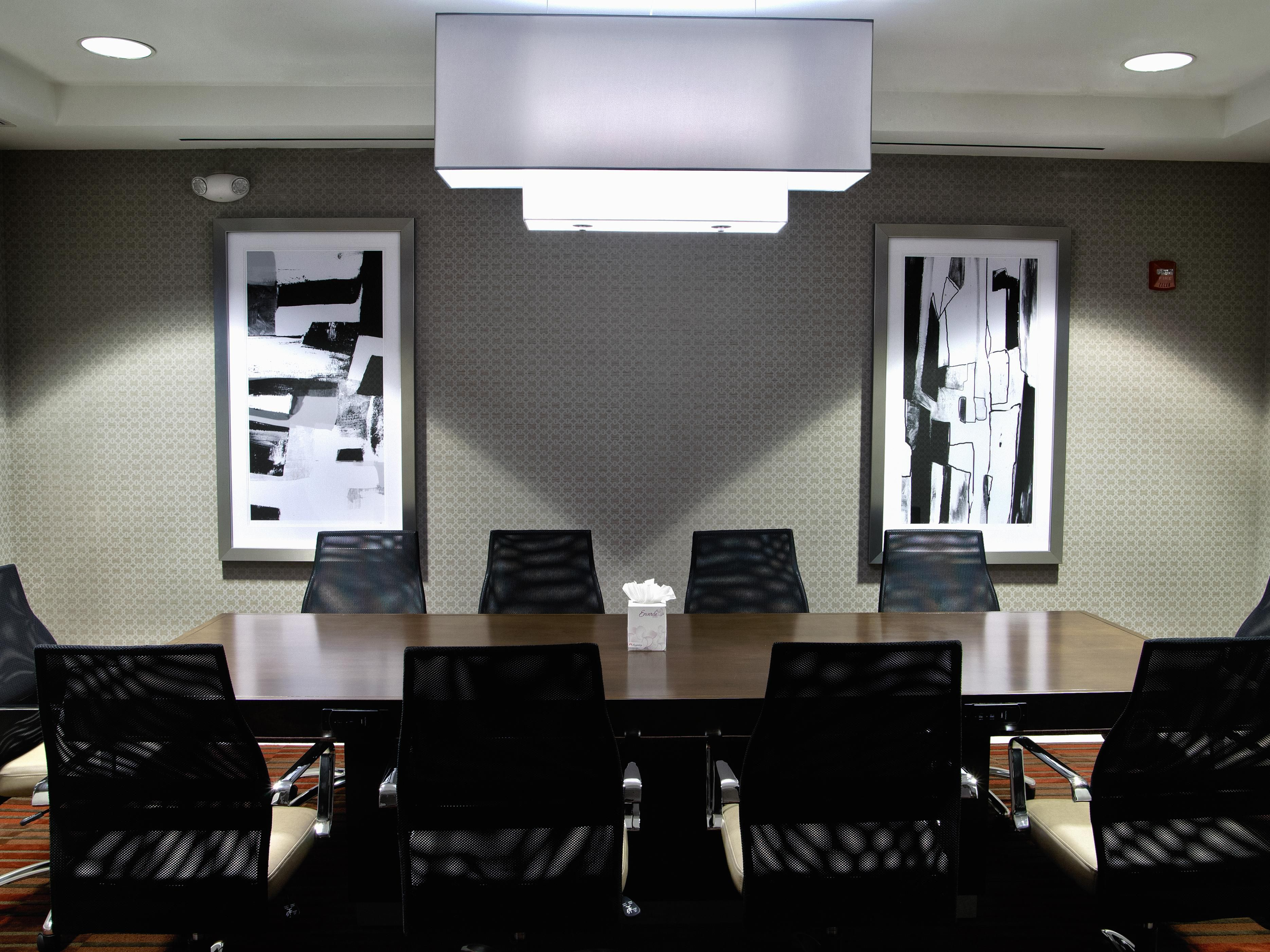 Lindbergh Boardroom & Private Dining Room