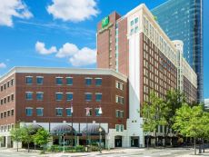 Holiday Inn Charlotte-Center City in Monroe, North Carolina
