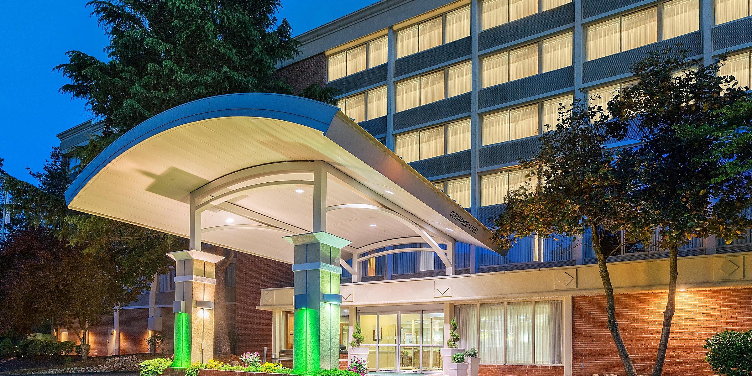 Holiday Inn Charlottesville Monticello Hotel By Ihg