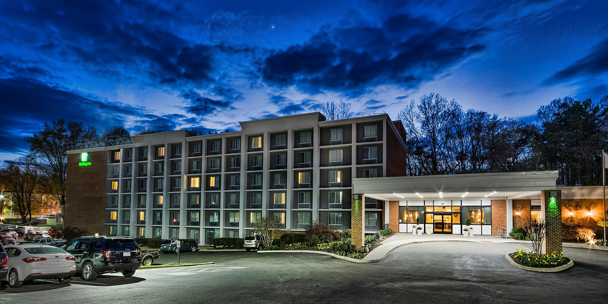 Holiday Inn Charlottesville Univ Area Hotel By Ihg