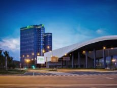 Holiday Inn Chengdu Qinhuang in Meishan, China