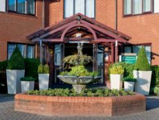 Holiday Inn A55 Chester West in Chester, United Kingdom