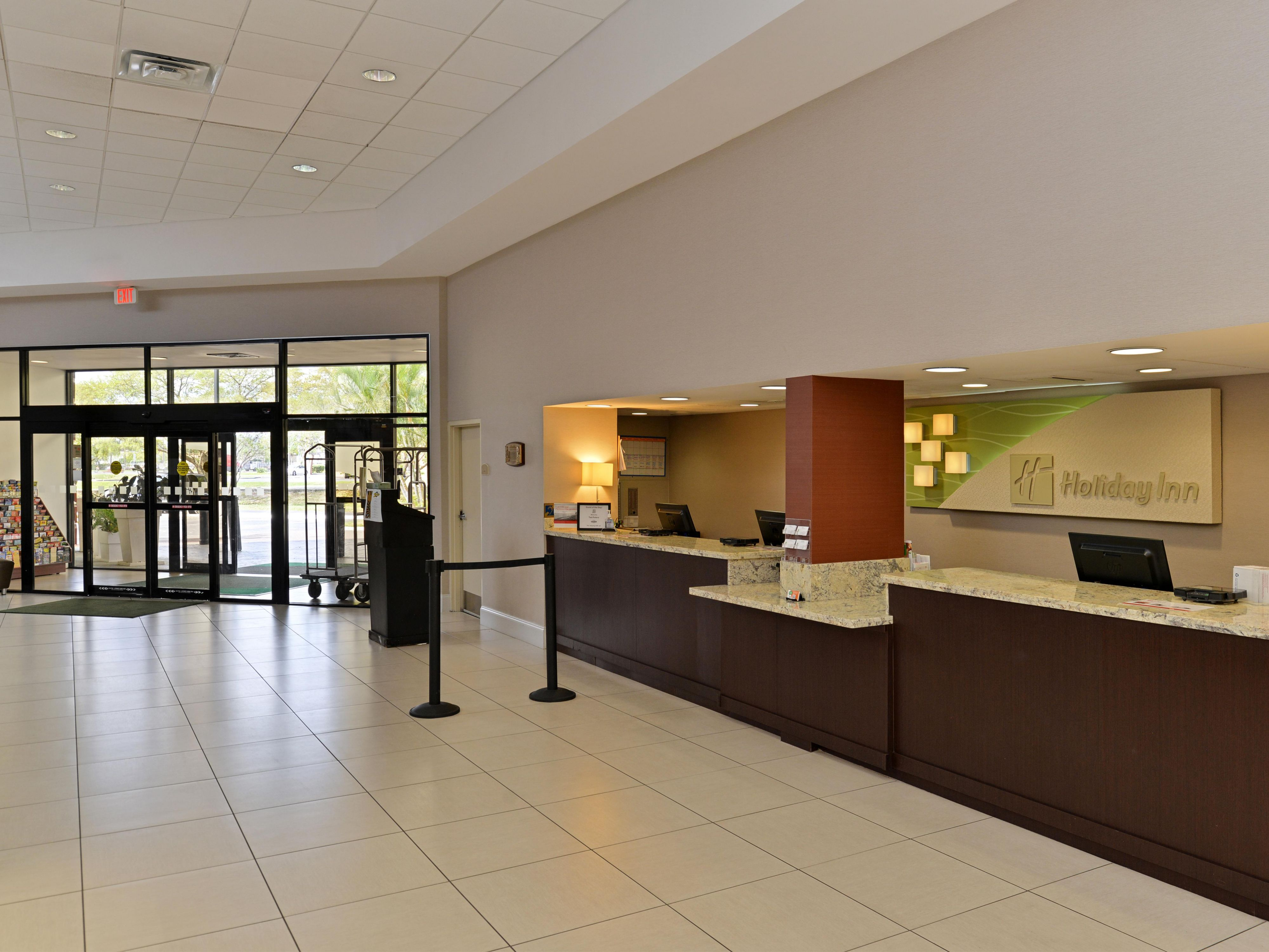 Lobby / Front Desk