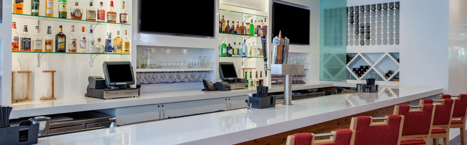 Bar And Lounge Café Restaurant