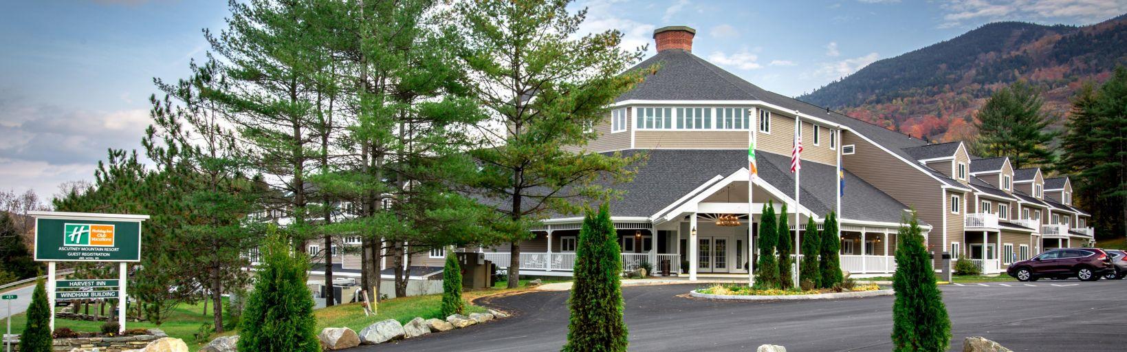holiday inn club vacations mount ascutney resort hotel by ihg