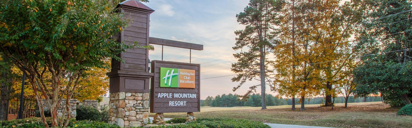 holiday inn club vacations apple mountain resort hotel by ihg