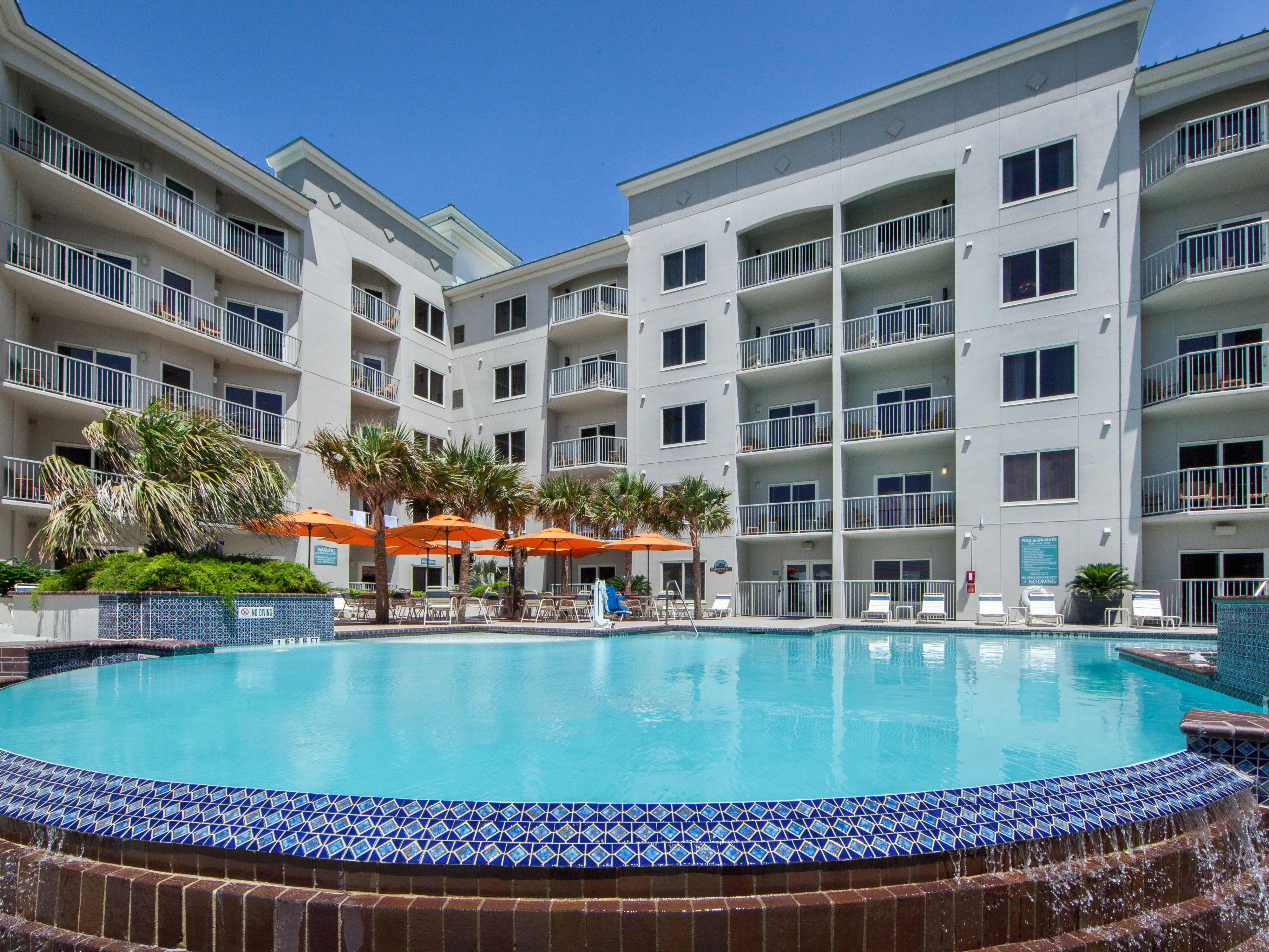 Holiday Inn Club Vacations Galveston Beach Resort In Galveston, Texas Pictures Gallery