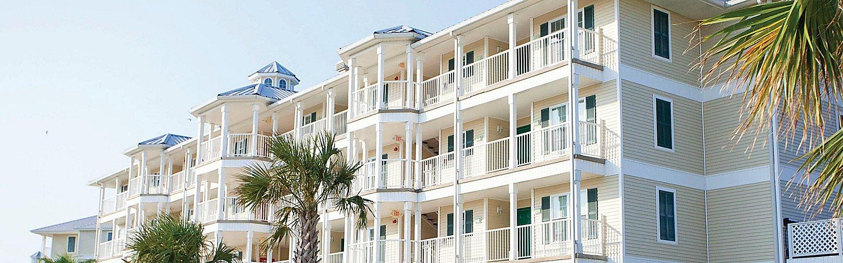 Hotels In Galveston, TX | Holiday Inn Club Vacations