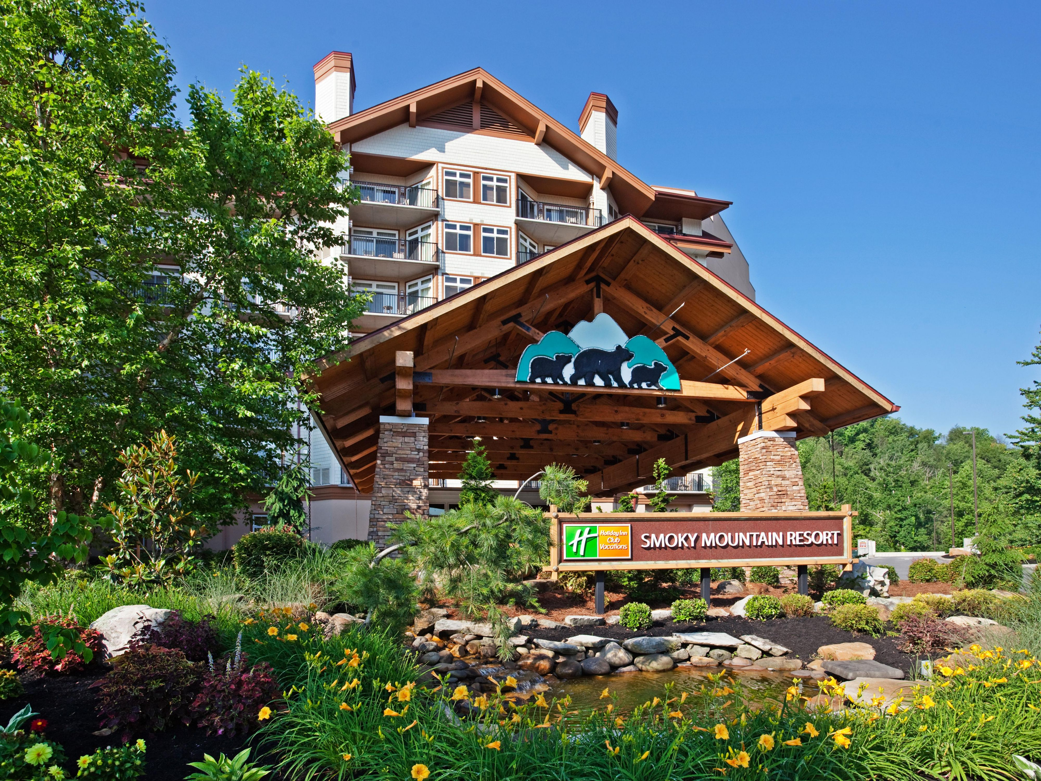 Holiday Inn Club Vacations Smoky Mountain Resort Hotel by IHG
