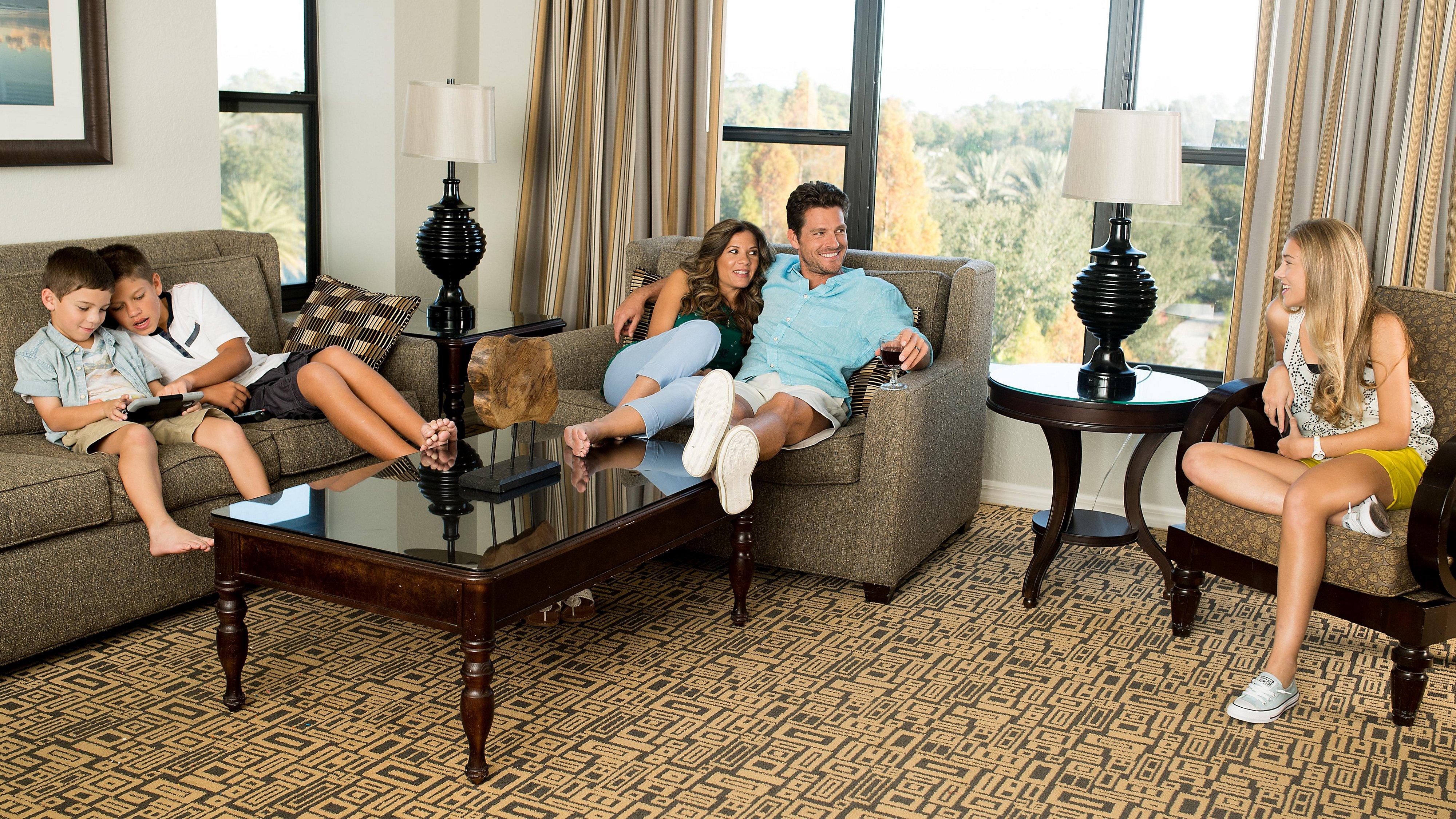 Orlando Hotels With Pools Near Kissimmee, FL | Holiday Inn Club ...