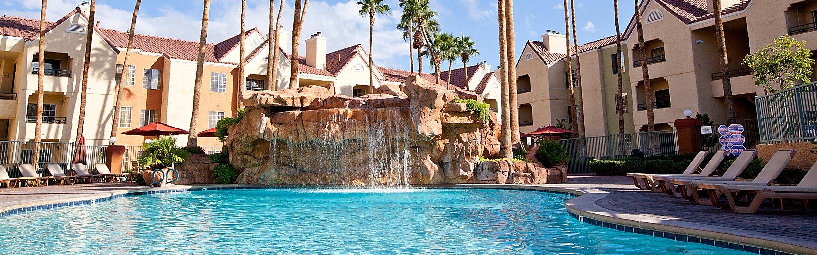 Las Vegas Resort Near Convention Center Holiday Inn Club