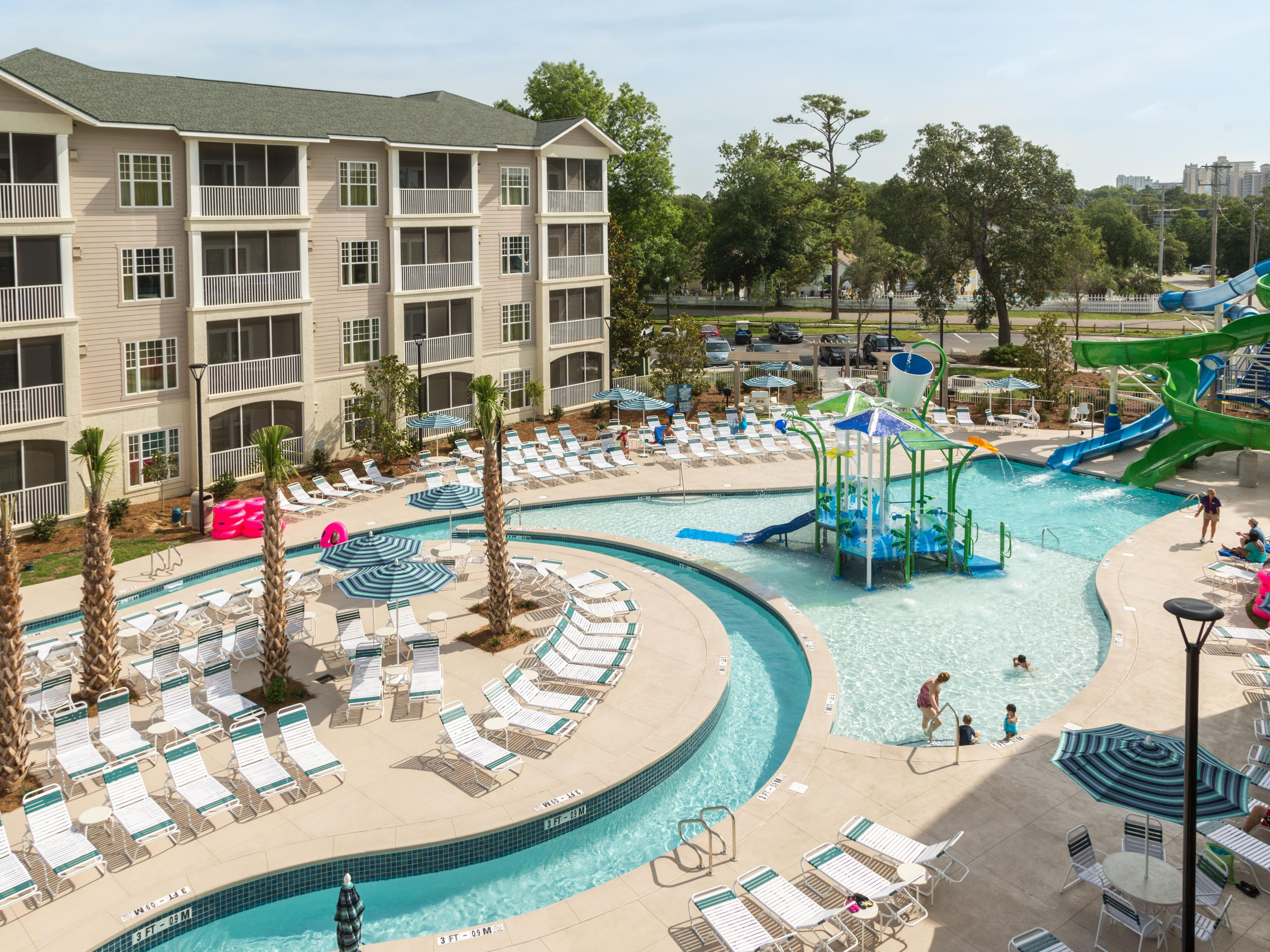 Myrtle Beach Family Resorts  Vacations  Holiday Inn Club