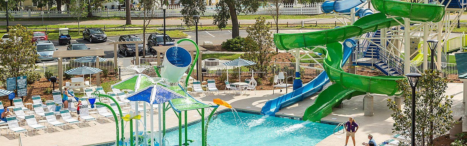 Myrtle Beach Family Resorts Vacations