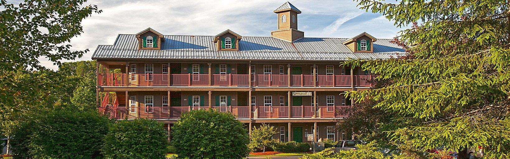 Holiday Inn Club Vacations Oak N Spruce Resort Hotel By Ihg