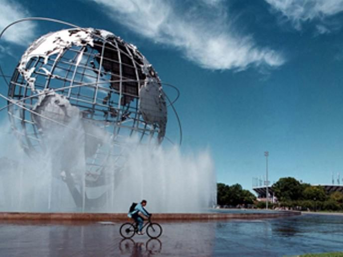 The World Famous Unisphere - only minutes away!