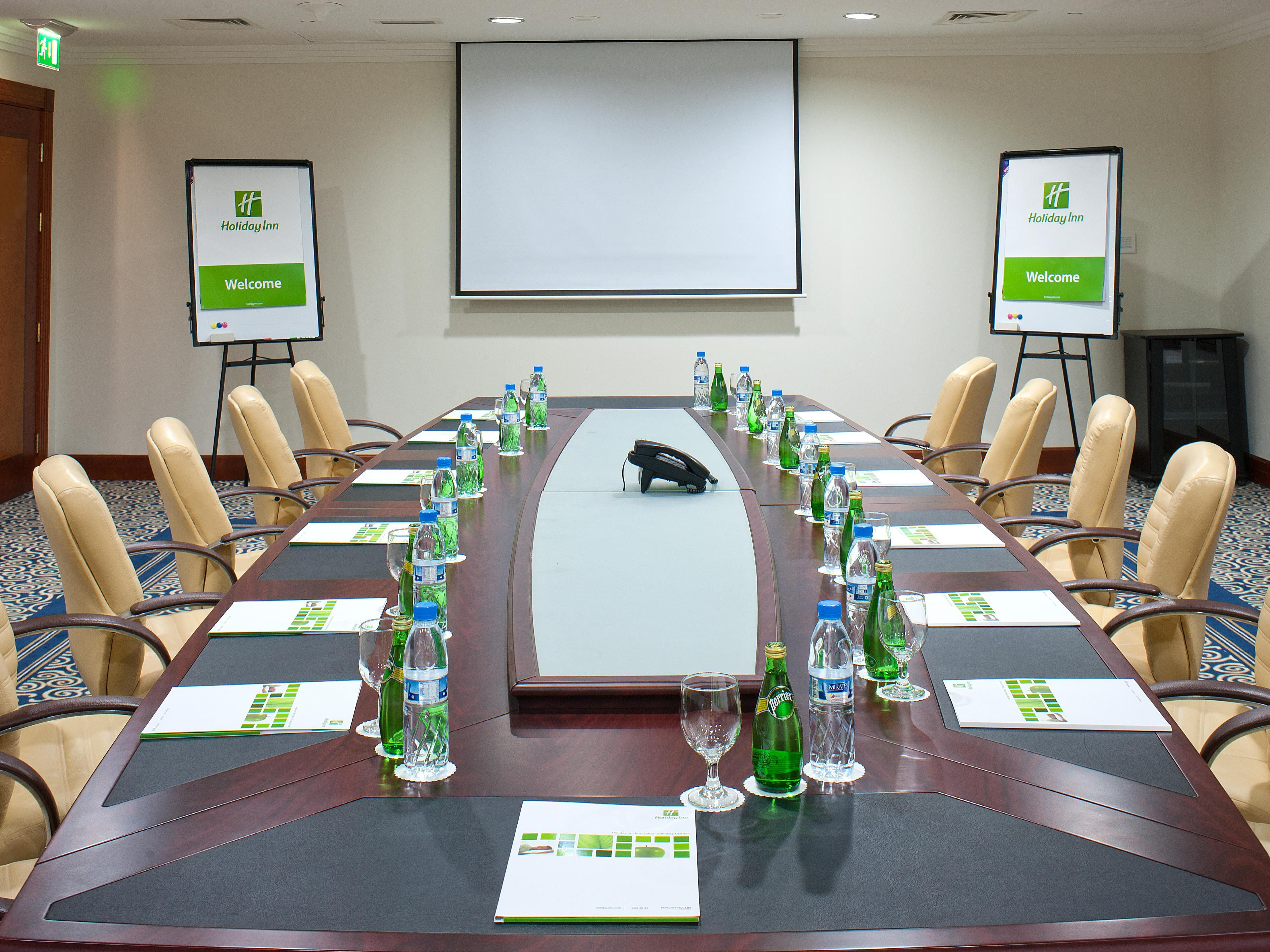Our well-appointed meeting rooms for your successful meetings