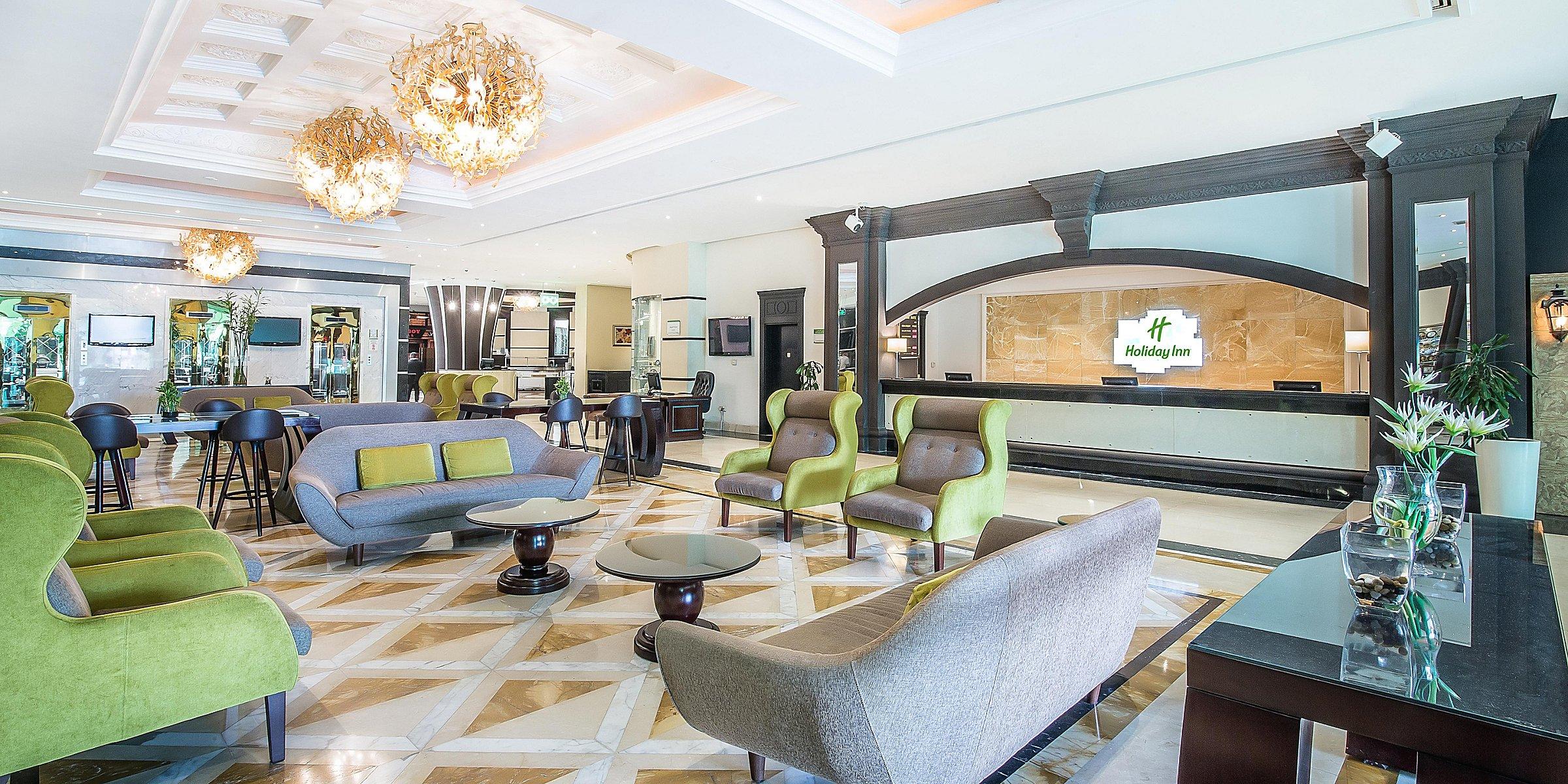 Holiday Inn Bur Dubai - Embassy District Hotel by IHG