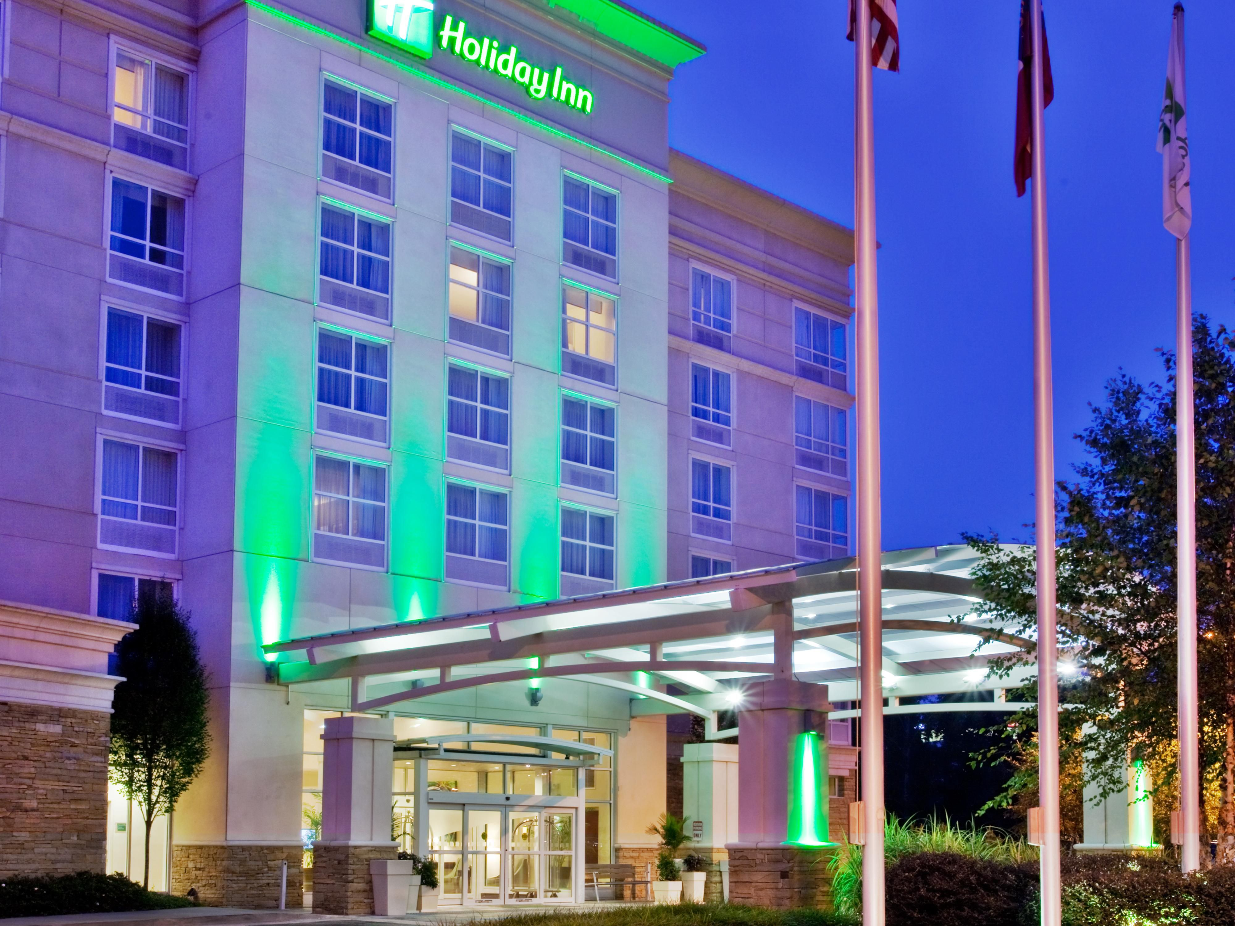 Holiday Inn Gwinnett Center Exterior
