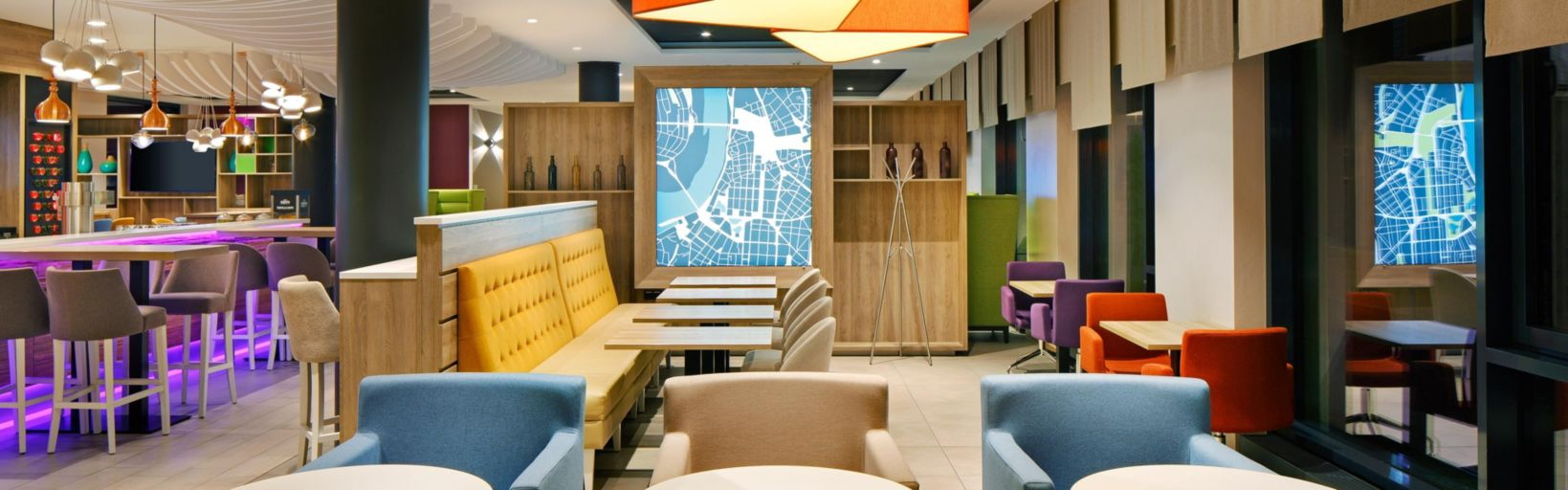 Holiday Inn Dusseldorf City Toulouser All. Hotel by IHG on