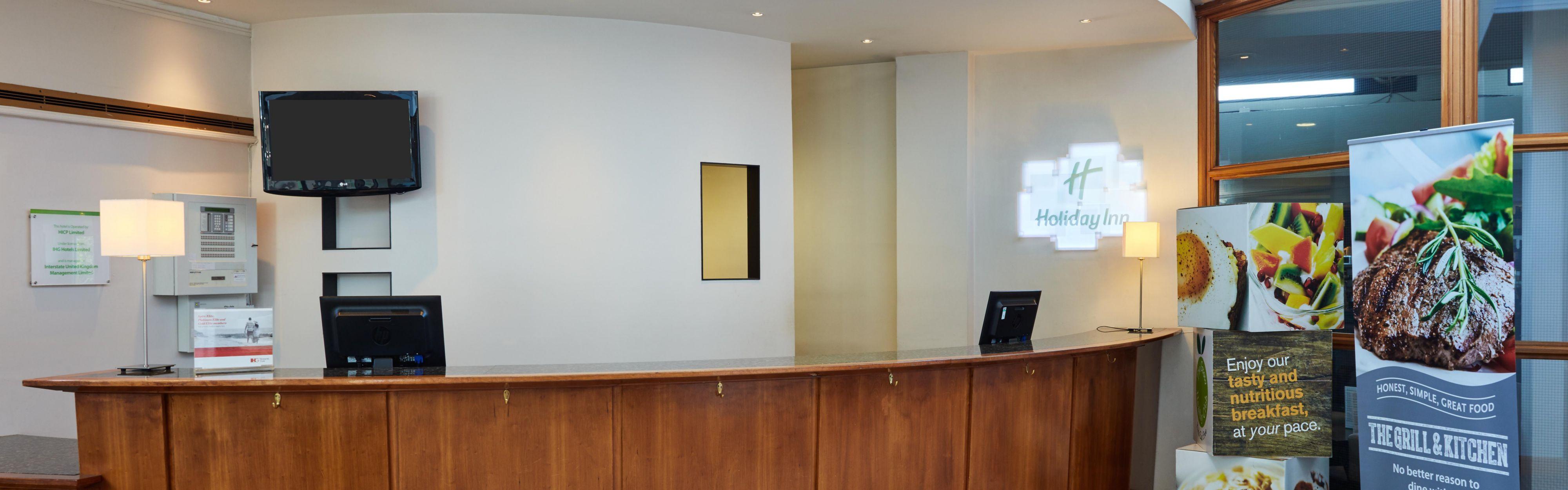 Free A Very Welcoming Reception Team Awaits Hotel With Hotels Near Waverley Station Edinburgh