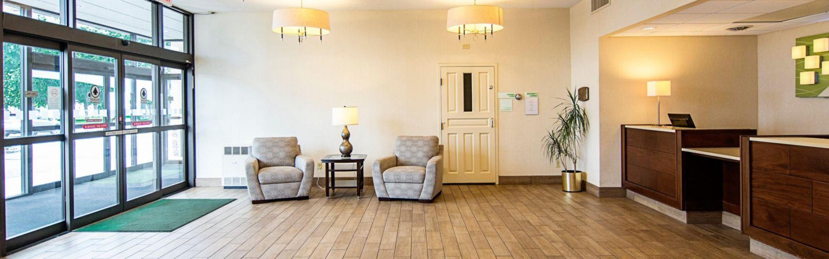 Holiday Inn Elmira Riverview Hotel By Ihg