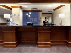 Holiday Inn Express Keith Ware Hall on Fort Hood in Temple, Texas