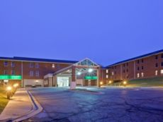 Holiday Inn Express Hoge Hall on Ft. Leavenworth in Lansing, Kansas