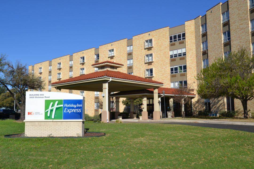 Holiday Inn Express Building 592 on Joint Base San Antonio, An IHG