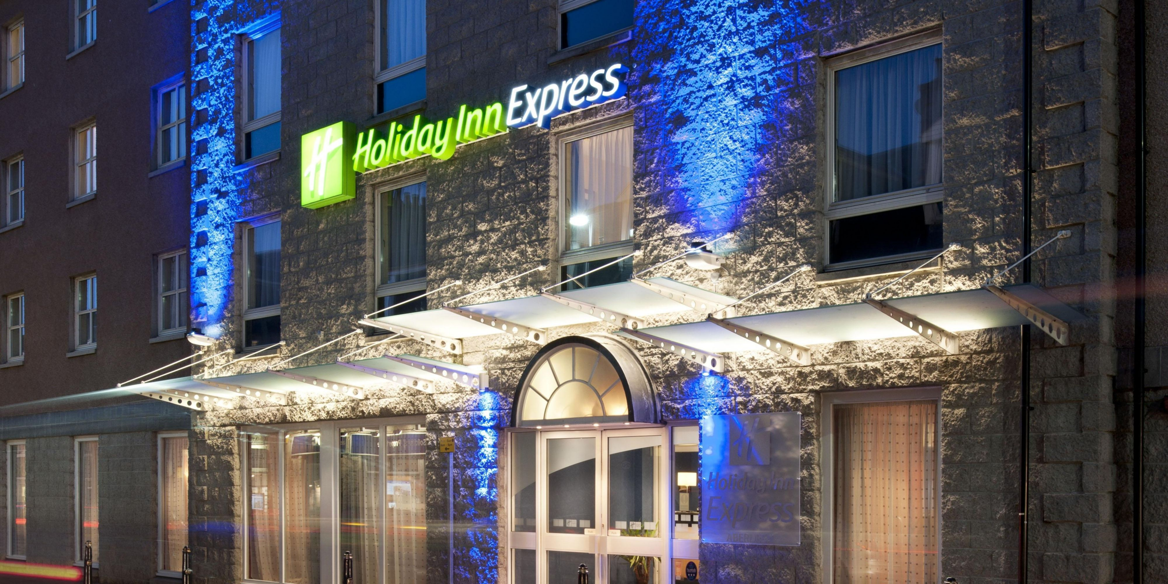 Holiday Inn Express Aberdeen City Centre Hotel by IHG