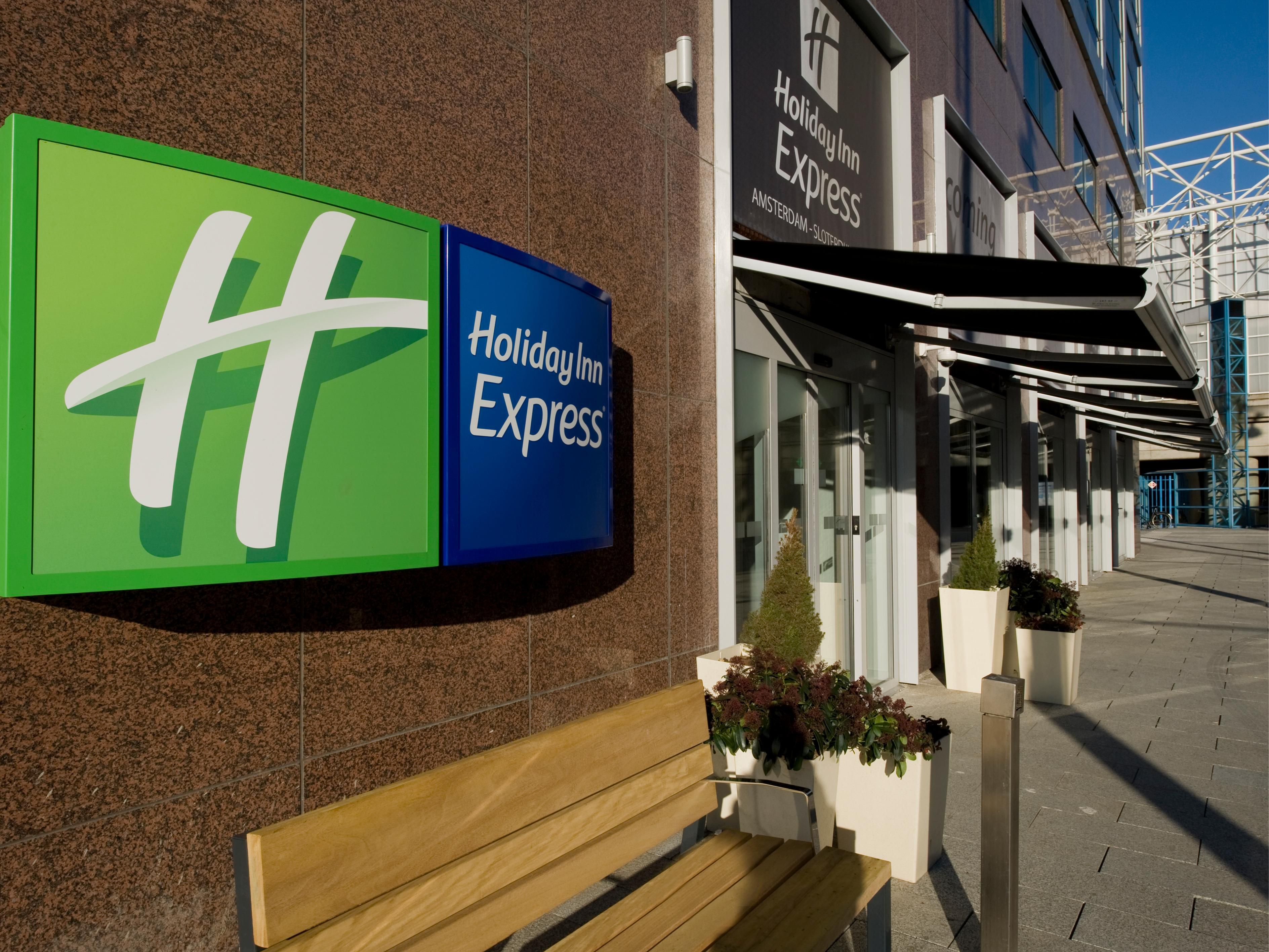 Welcome at Holiday Inn Express Amsterdam - Sloterdijk Station