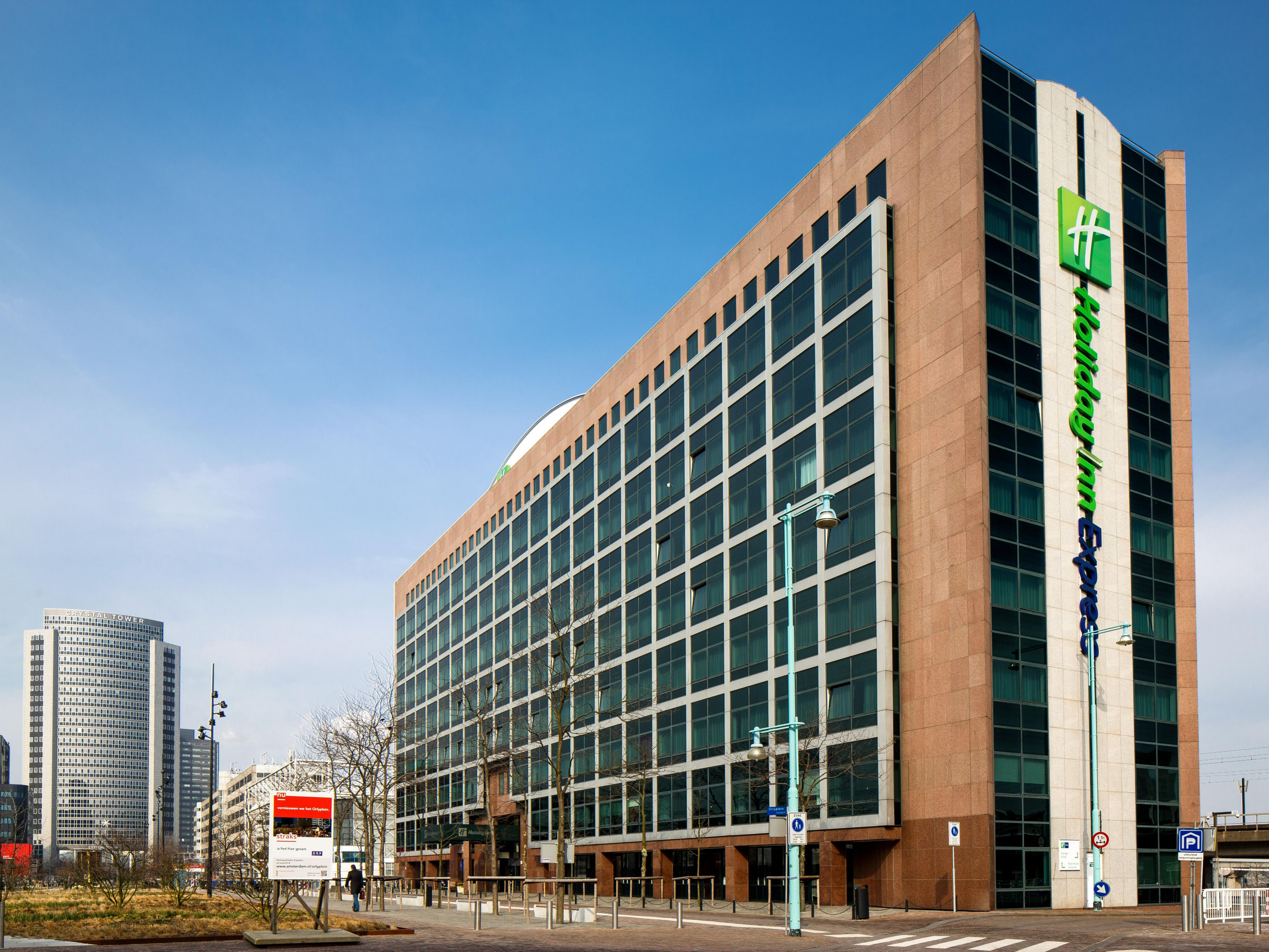 Welcome at the Holiday Inn Express Amsterdam - Sloterdijk Station!