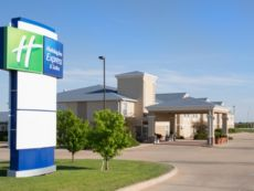 Holiday Inn Express & Suites Abilene in Salina, Kansas