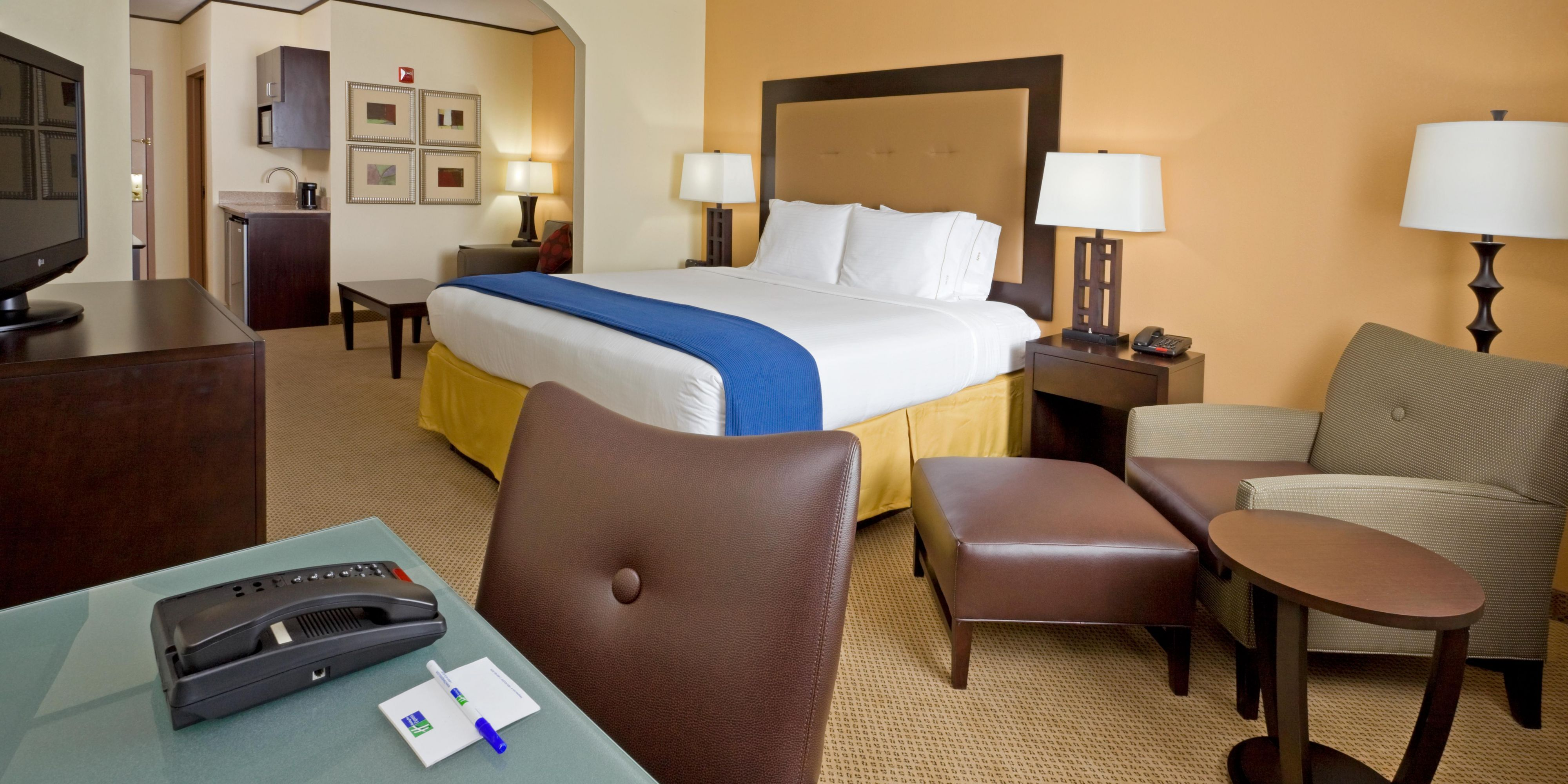 holiday inn express suites absecon atlantic city area hotel by ihg