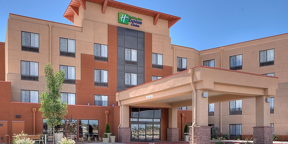 Holiday Inn Express Hotel In Albuquerque Historic Old Town