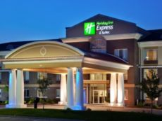 Holiday Inn Express & Suites Altoona-Des Moines in Ames, Iowa
