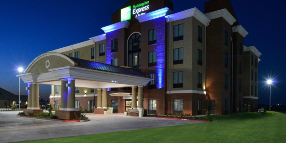 holiday inn express suites alva hotel by ihg
