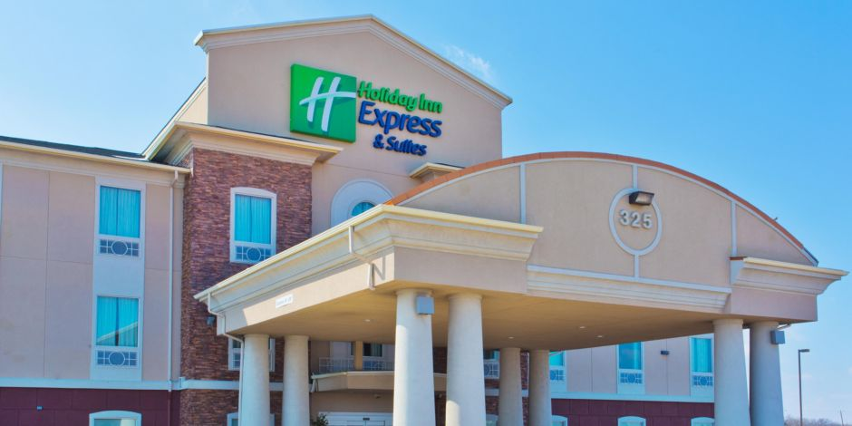 Welcome To The Holiday Inn Express Suites Alvarado