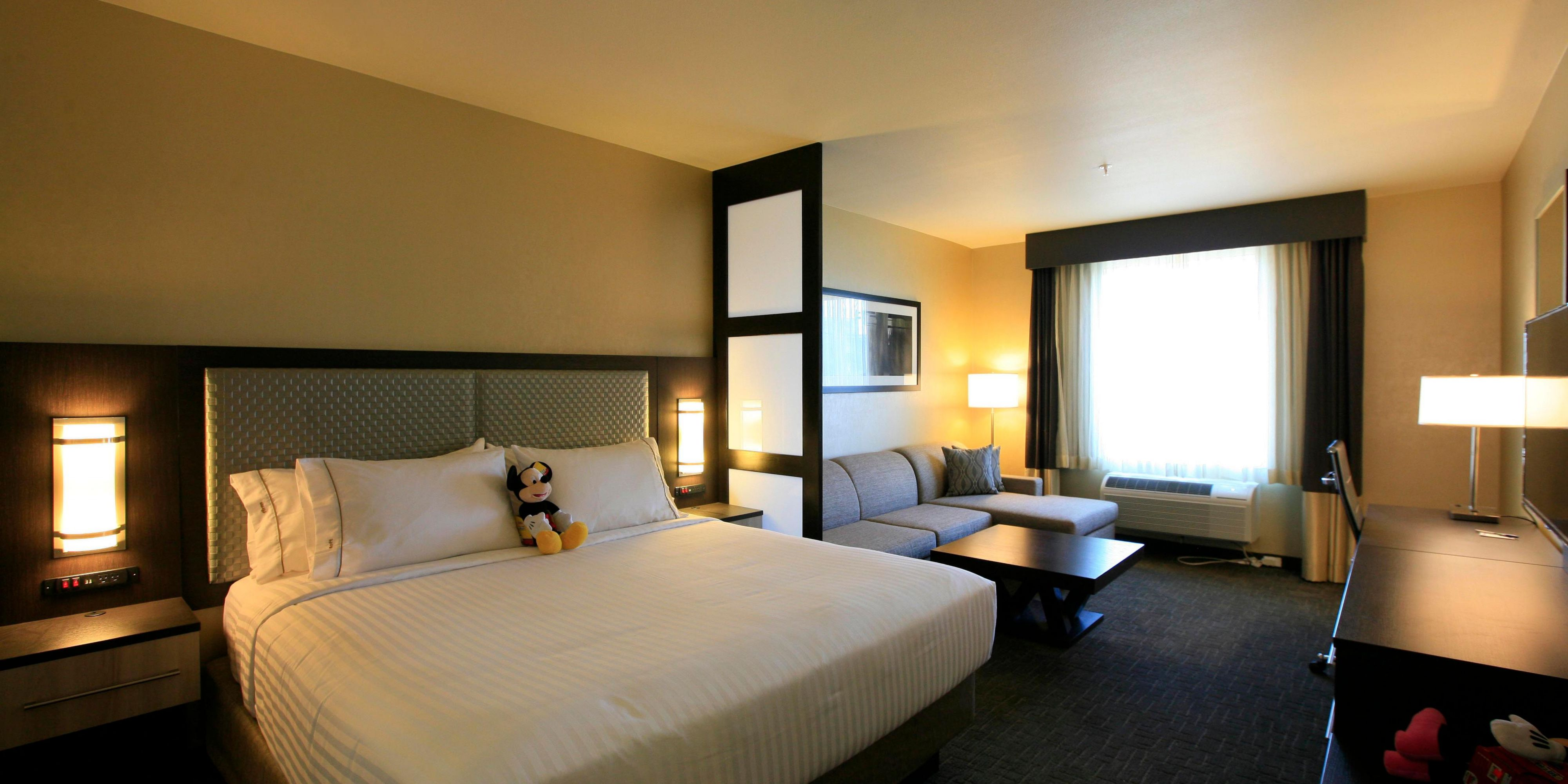 Holiday Inn Express Suites Anaheim Resort Area Hotel By Ihg