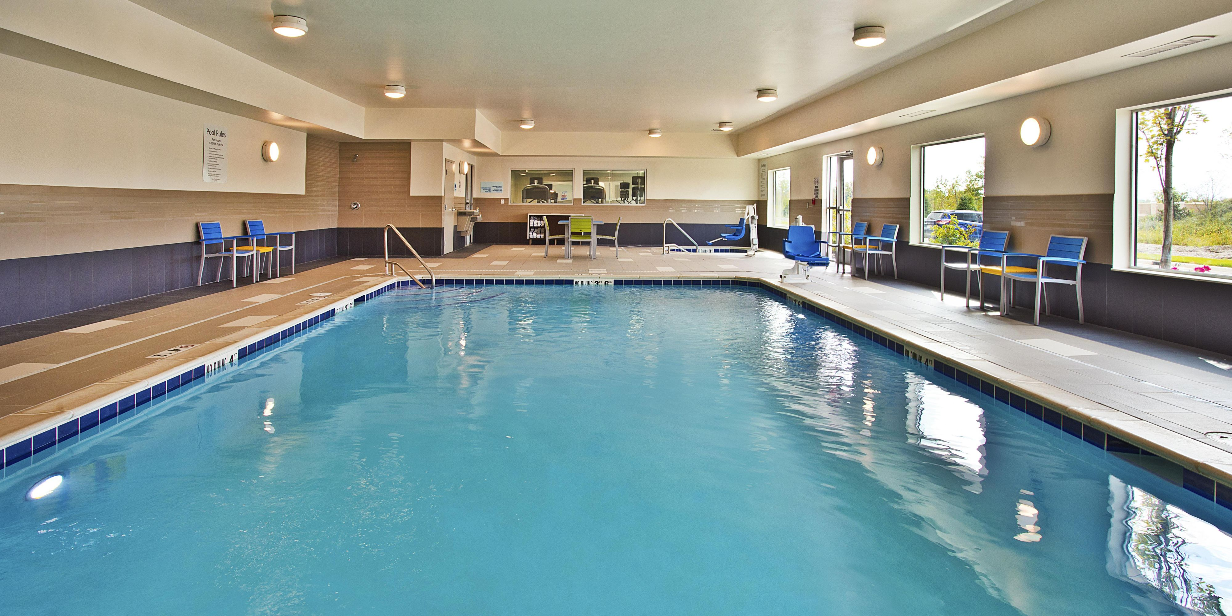 Holiday Inn Express And Suites Ann Arbor 4156316387