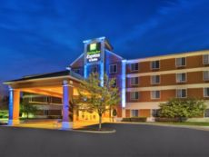 Holiday Inn Express & Suites Ann Arbor in Belleville, Michigan